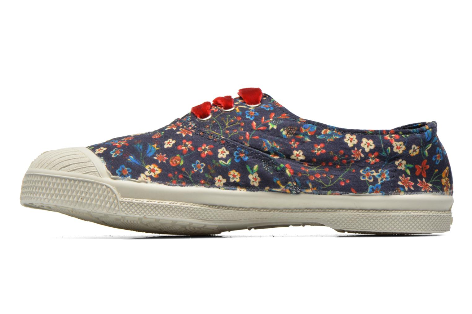 Baskets Bensimon Tennis Liberty E Multicolore vue face