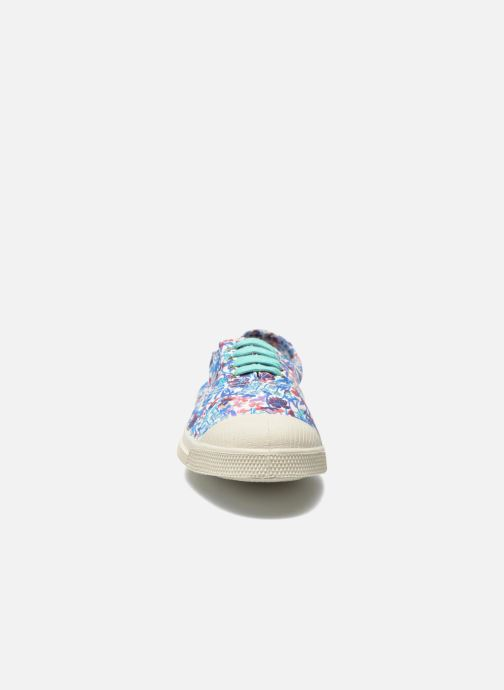 Baskets Bensimon Tennis Liberty Multicolore vue portées chaussures