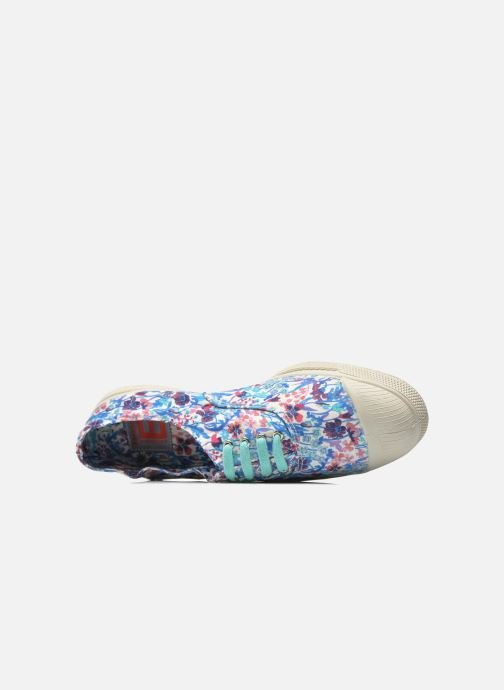 Sneakers Bensimon Tennis Liberty Multicolore immagine sinistra