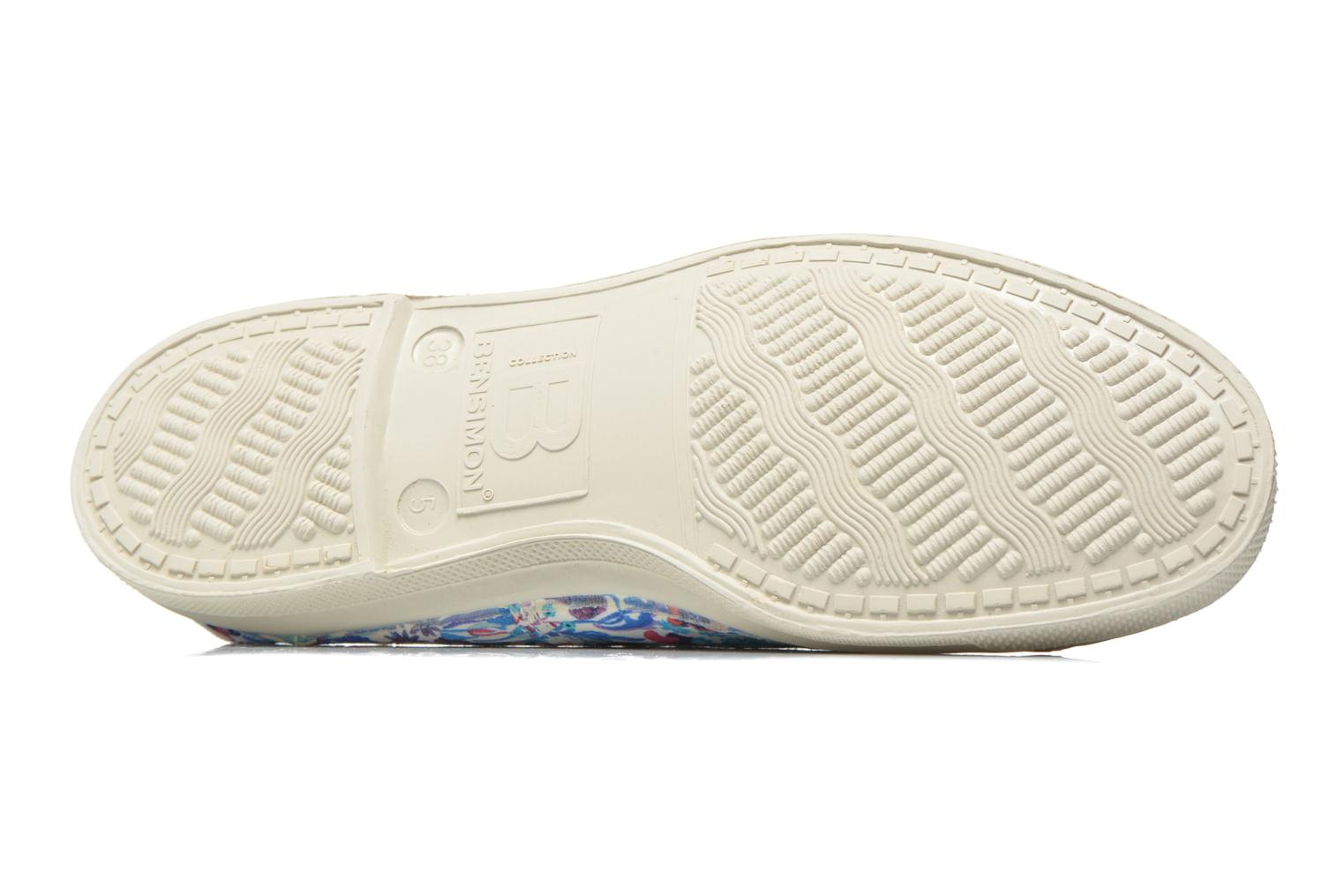 Trainers Bensimon Tennis Liberty Multicolor view from above