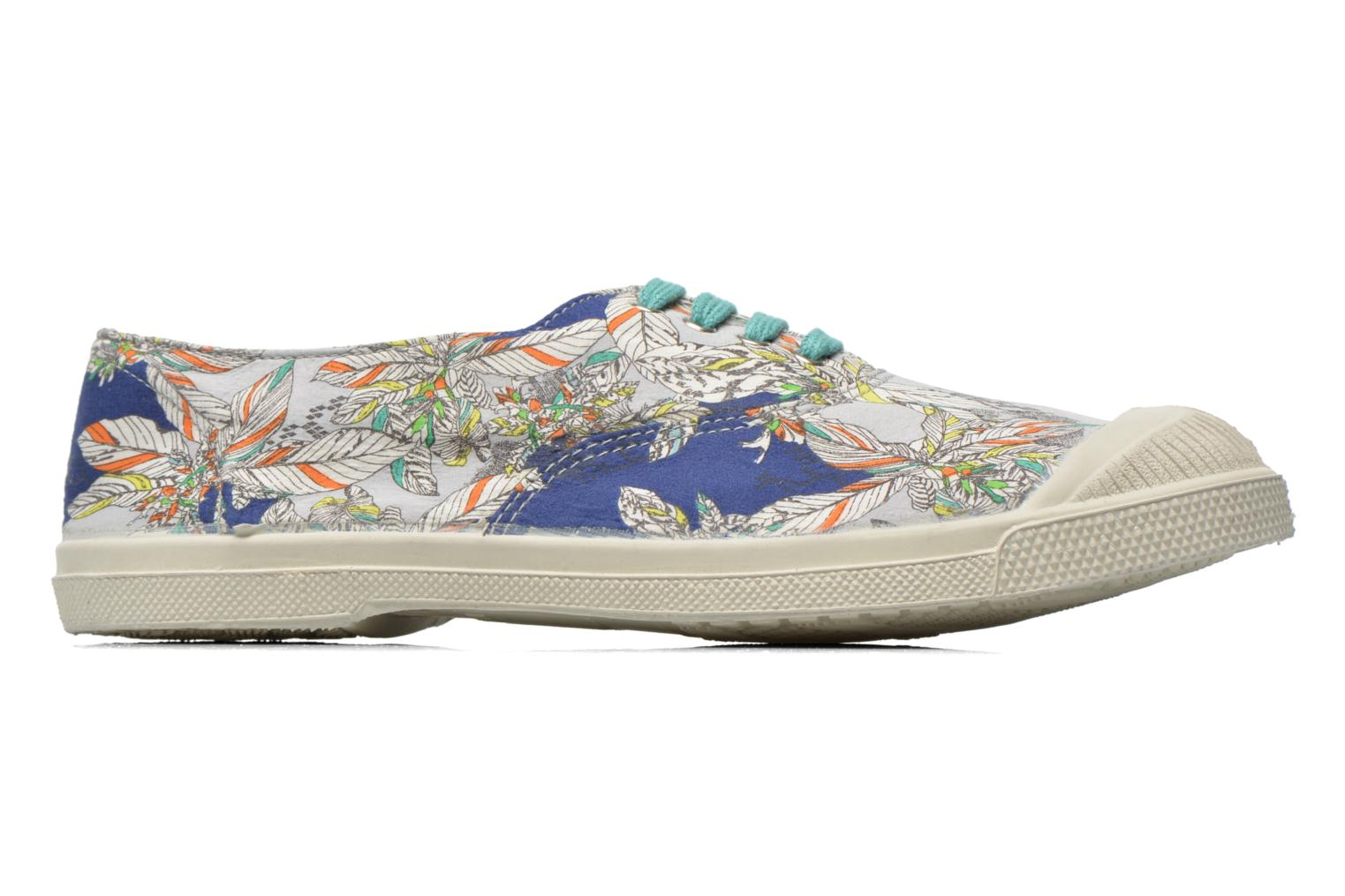 Trainers Bensimon Tennis Liberty Multicolor back view