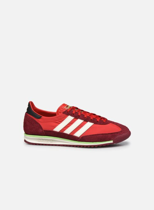Sneaker adidas originals SL 72 rot ansicht von hinten