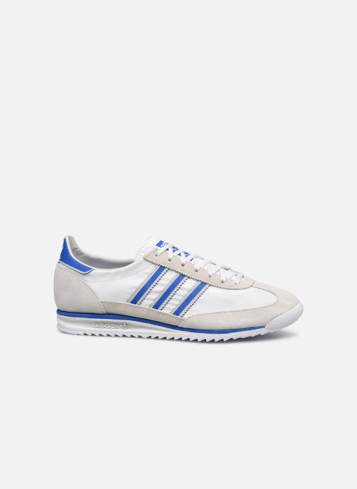 Sneaker adidas originals SL 72 weiß ansicht von hinten