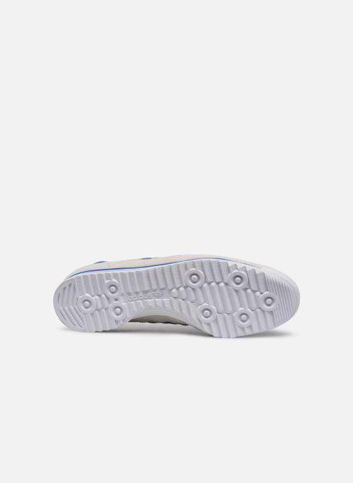 Sneaker adidas originals SL 72 weiß ansicht von oben
