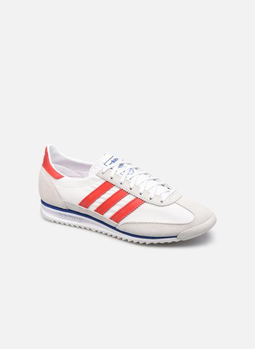 Sneaker adidas originals SL 72 grau detaillierte ansicht/modell