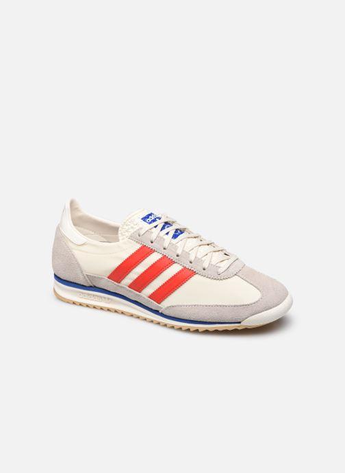 Sneaker adidas originals SL 72 weiß detaillierte ansicht/modell