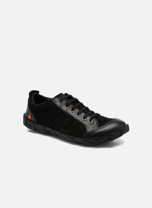 Sneakers Art Melbourne 783 Zwart detail