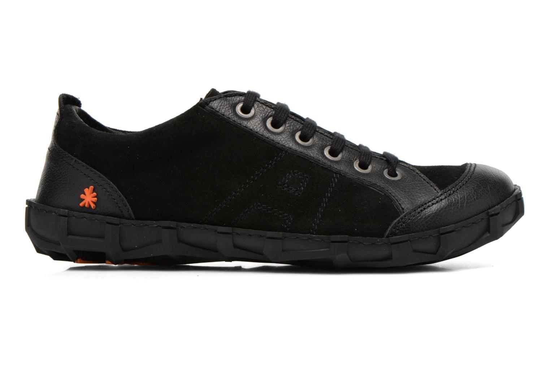 Sneaker Art Melbourne 783 schwarz ansicht von hinten