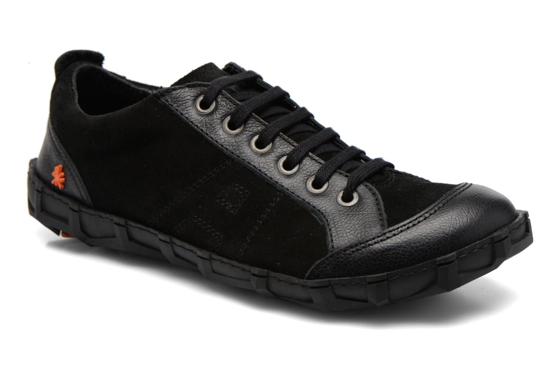 Sneaker Art Melbourne 783 schwarz detaillierte ansicht/modell