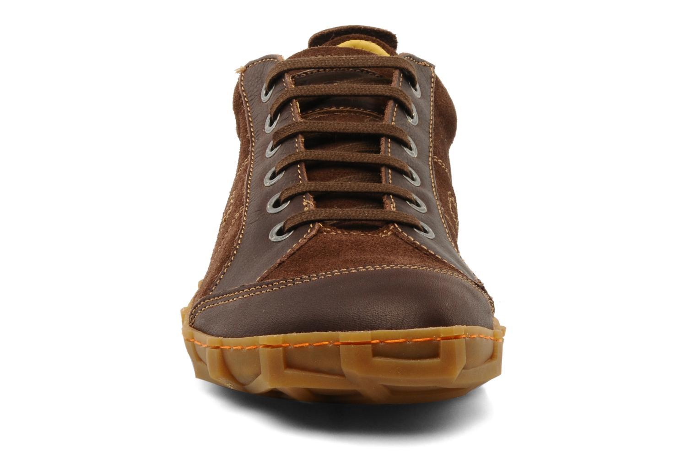 Sneaker Art Melbourne 783 braun schuhe getragen