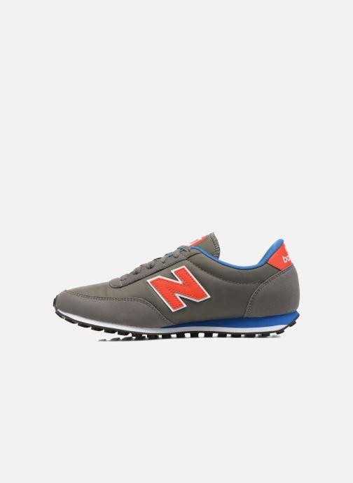 Sneakers New Balance U410 Grå se forfra