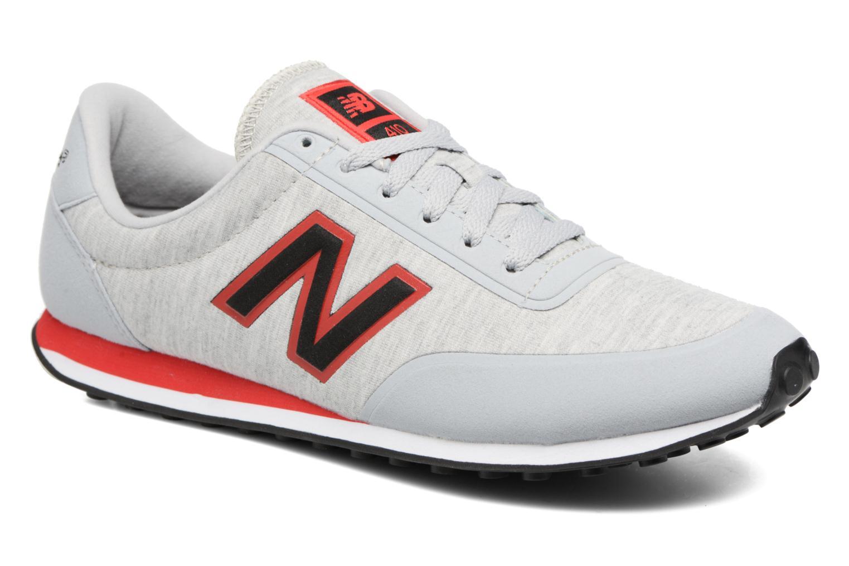 New Balance U410 (Gris) - Baskets en Más cómodo Chaussures casual sauvages