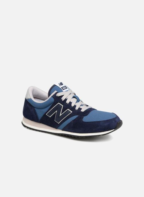 new balance u420 bleu noir