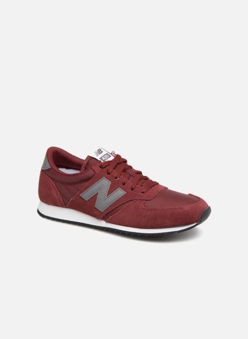 Sneakers New Balance U420 Bordeaux detail