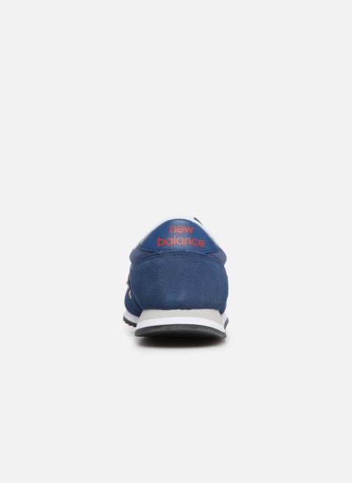 Sneakers New Balance U420 Blauw rechts