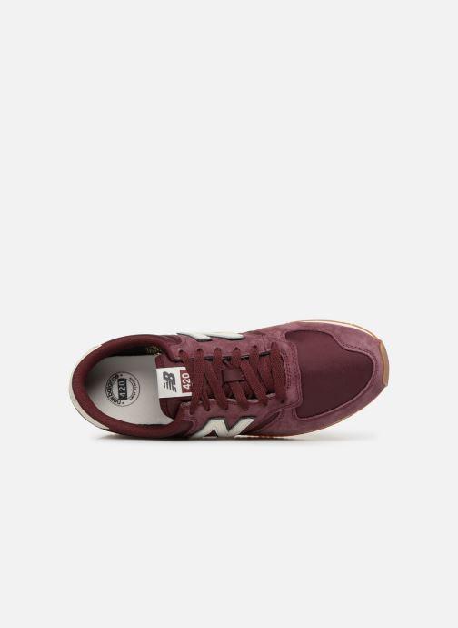 Sneakers New Balance U420 Bordeaux links