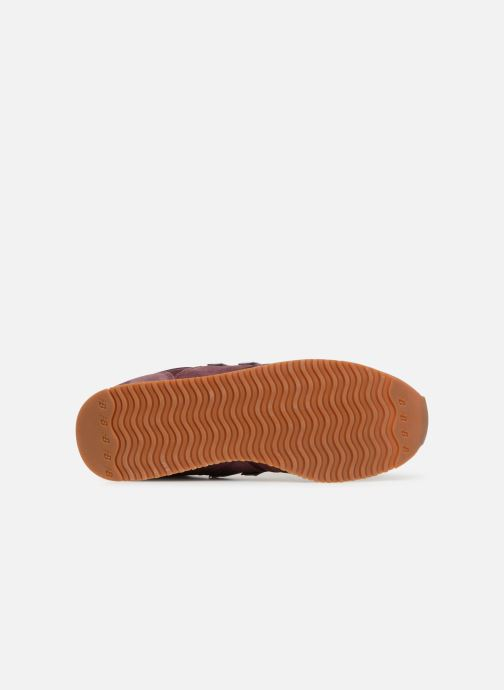 Sneaker New Balance U420 weinrot ansicht von oben