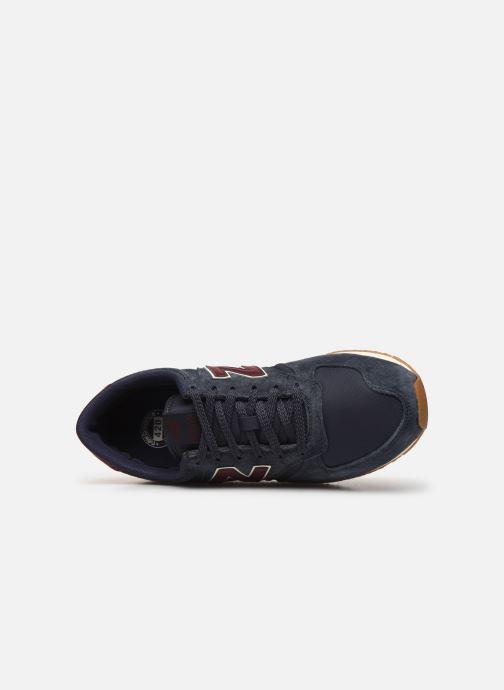 Sneaker New Balance U420 blau ansicht von links