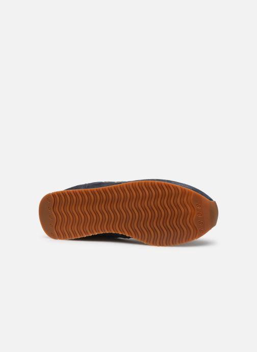 Sneaker New Balance U420 blau ansicht von oben