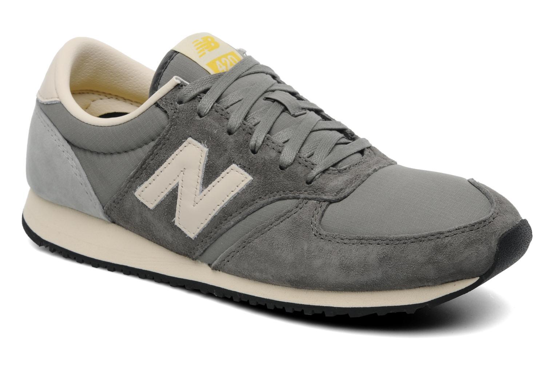 Sneaker New Balance U420 grau detaillierte ansicht/modell