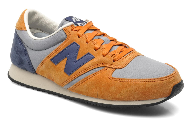 new balance u420 orange