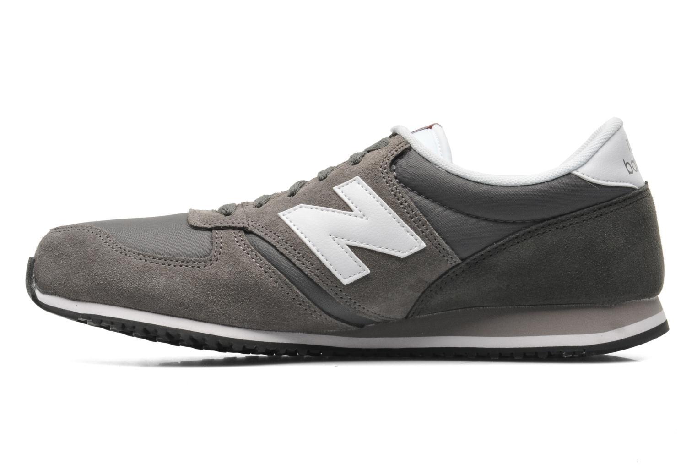 Sneakers New Balance U420 Grå se forfra