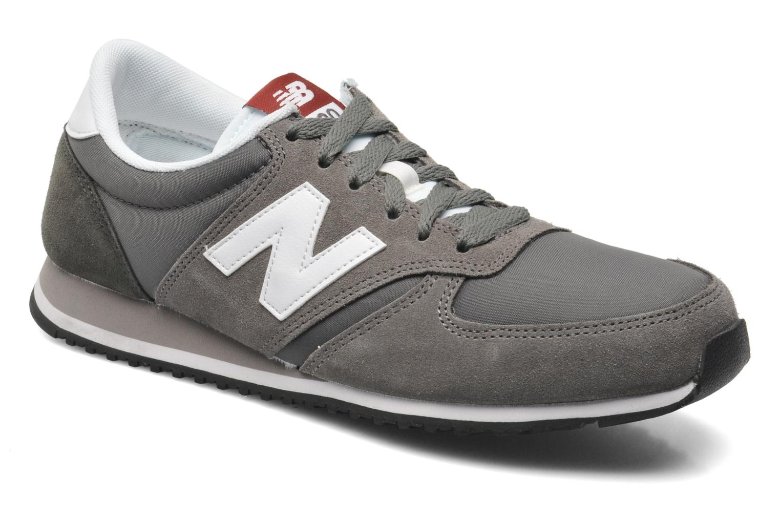 Sneakers New Balance U420 Grijs detail