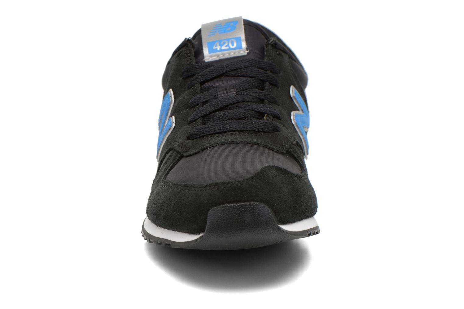 Sneakers New Balance U420 Sort se skoene på