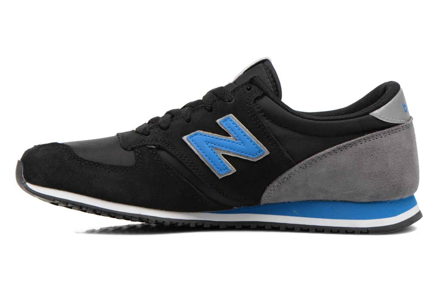 Sneakers New Balance U420 Sort se forfra