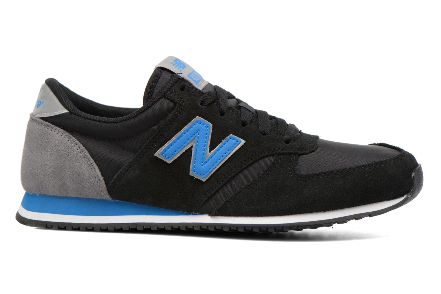 Sneakers New Balance U420 Sort se bagfra