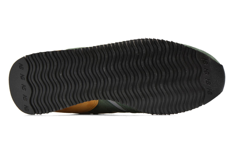 Sneaker New Balance U420 grün ansicht von oben