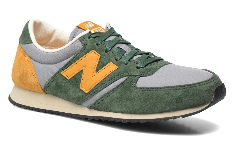 Sneakers New Balance U420 Groen detail