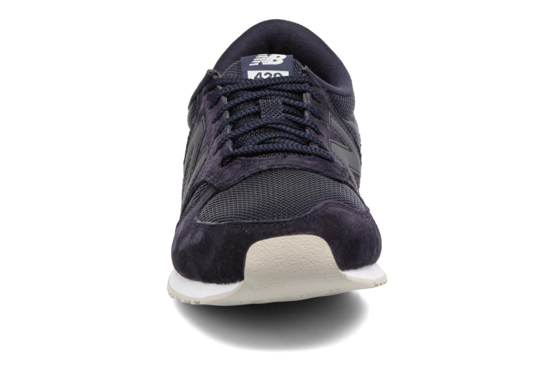 Sneakers New Balance U420 Blå se skoene på