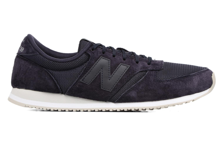 Sneakers New Balance U420 Blå se bagfra