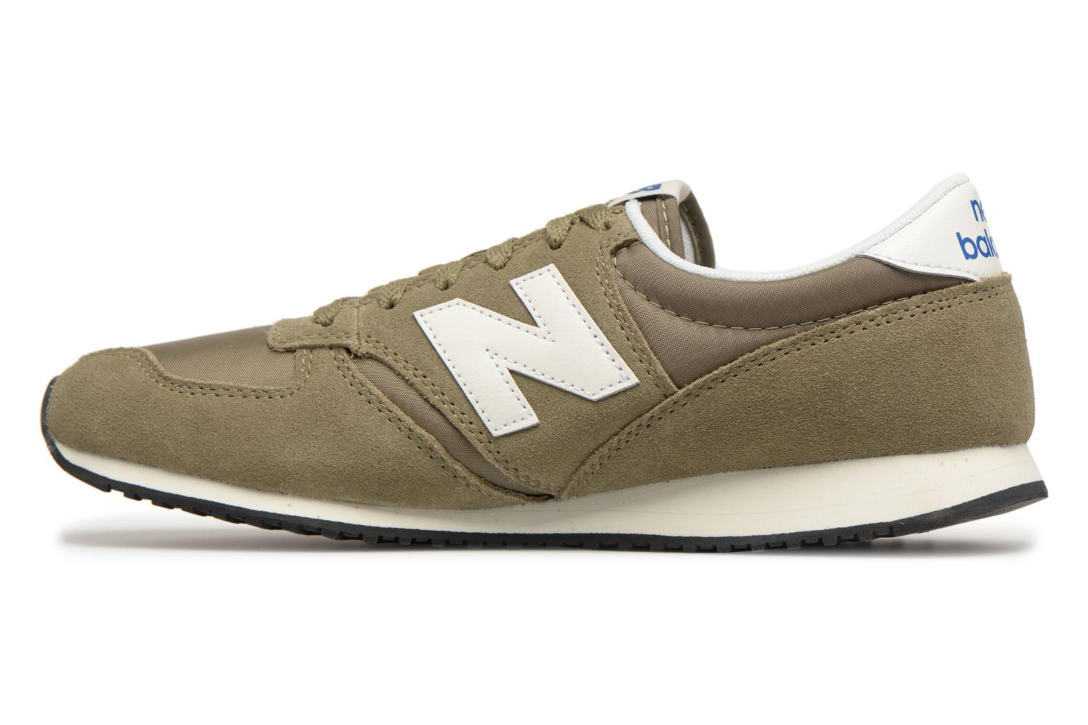 Trainers New Balance U420 Green front view