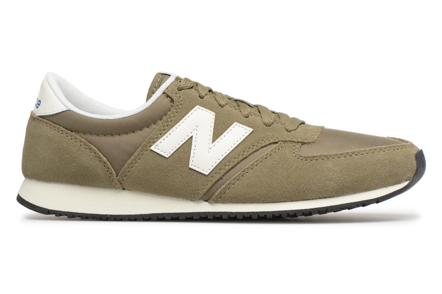 Trainers New Balance U420 Green back view