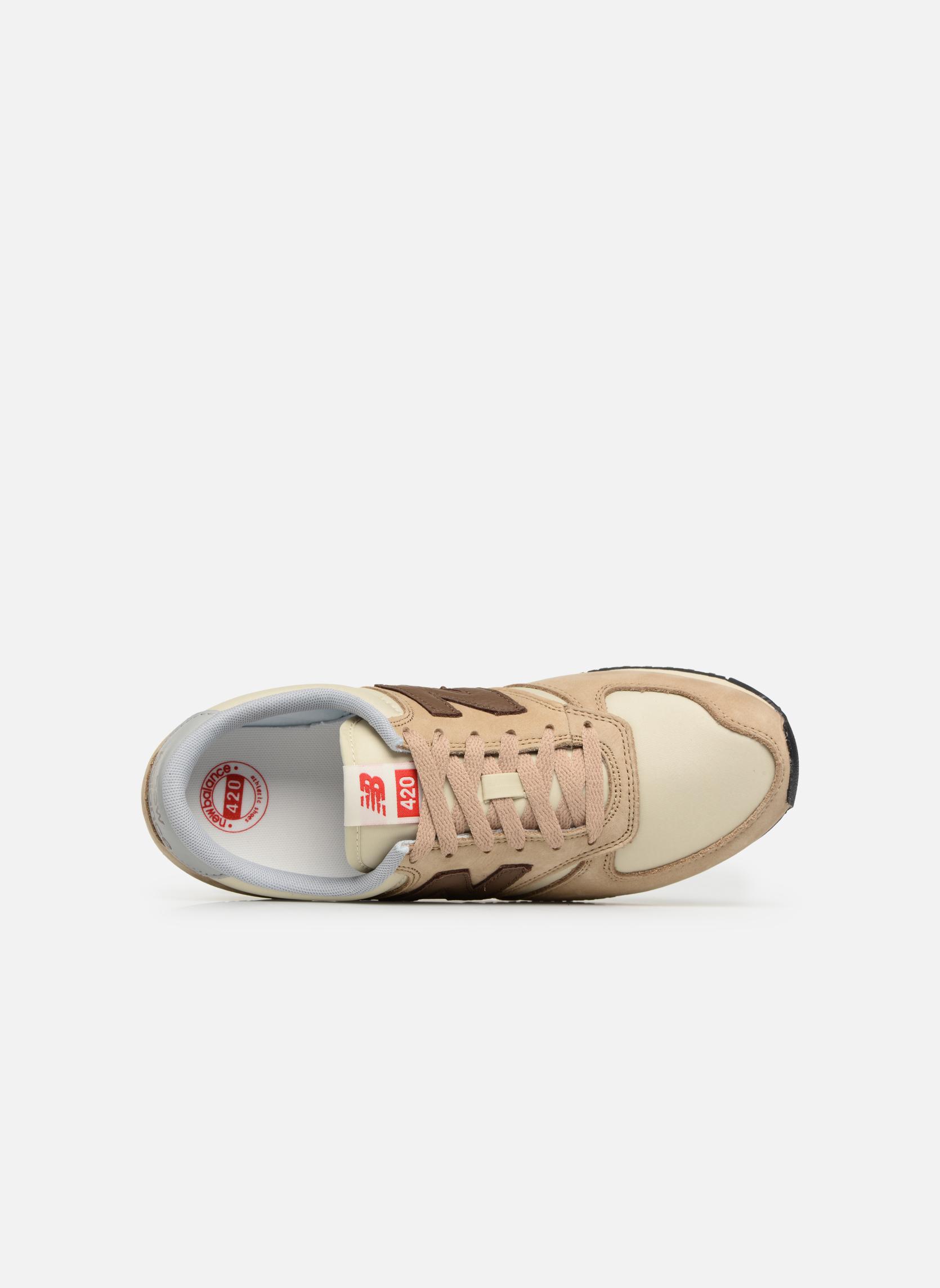 Sneakers New Balance U420 Beige links