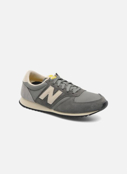 Trainers New Balance U420 W Grey detailed view/ Pair view