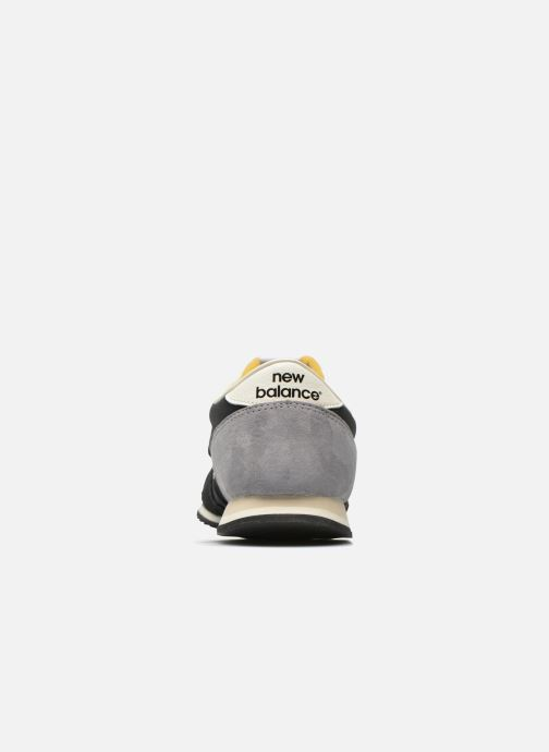 Sneakers New Balance U420 W Zwart rechts