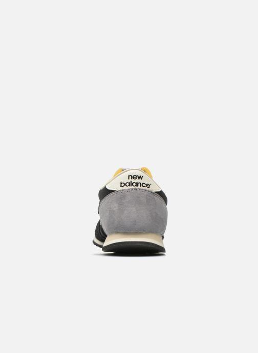 Sneaker New Balance U420 W schwarz ansicht von rechts