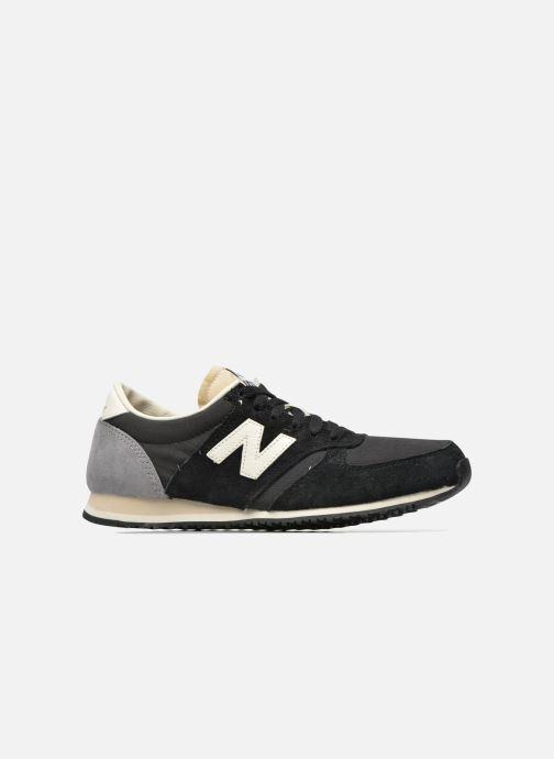 Sneaker New Balance U420 W schwarz ansicht von hinten
