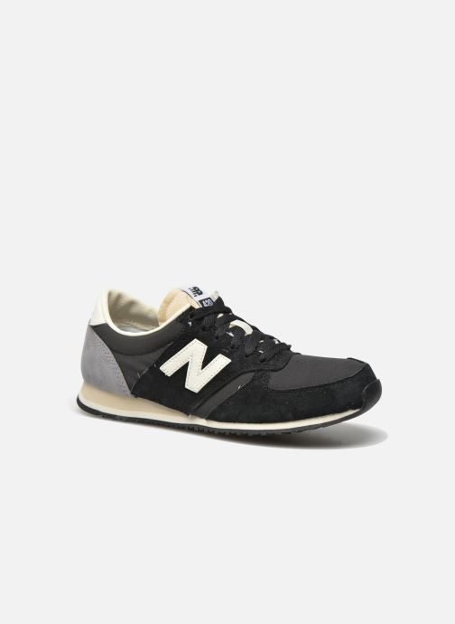 Sneakers New Balance U420 W Zwart detail