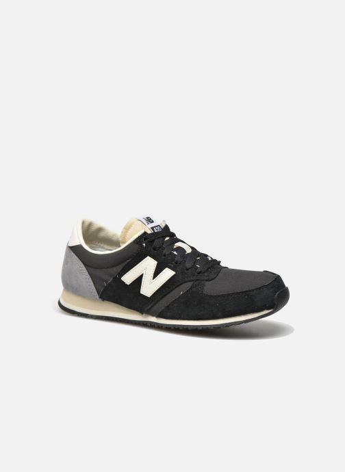 Sneaker New Balance U420 W schwarz detaillierte ansicht/modell