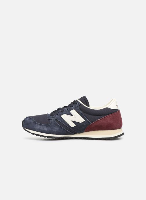Trainers New Balance U420 W Blue front view