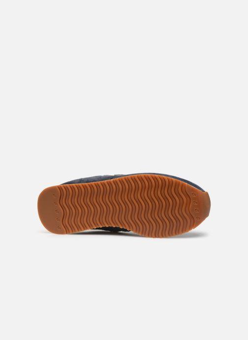 Baskets New Balance U420 W Bleu vue haut