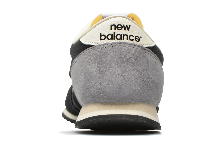 Baskets New Balance U420 W Noir vue droite