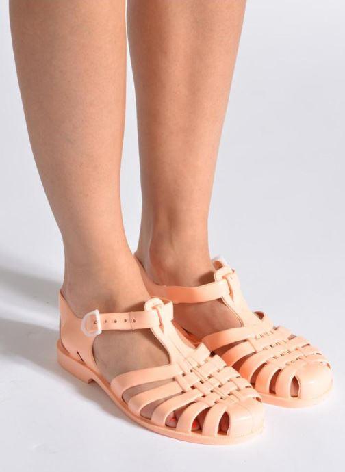 Chaussures de sport Méduse Sun W Incolore vue bas / vue portée sac