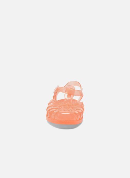 Chaussures de sport Méduse Sun W Orange vue portées chaussures