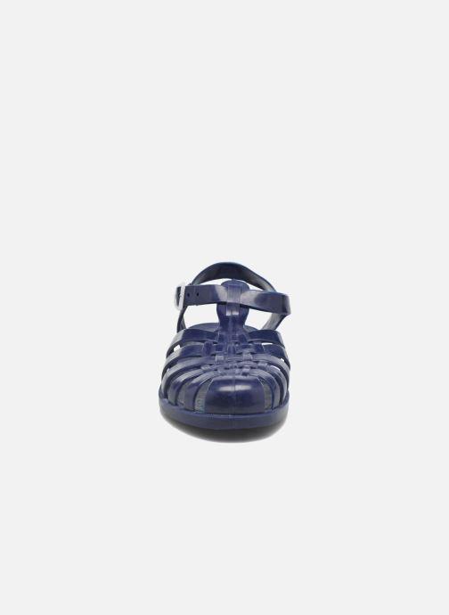 Scarpe sportive Méduse Sun W Azzurro modello indossato