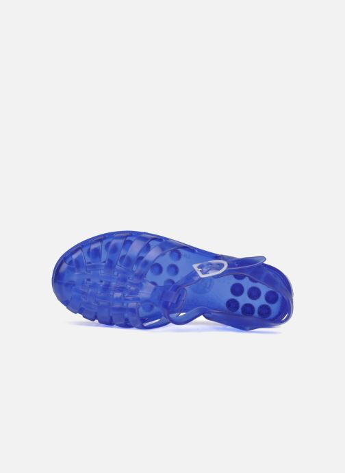 Sport shoes Méduse Sun W Blue view from the left